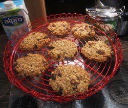 Breakfast Cookies Alpro