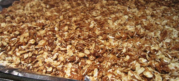 Oats Baking
