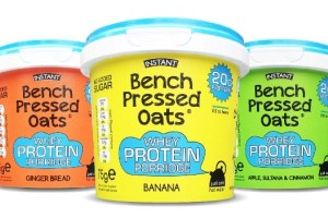 Oomf! Bench Pressed Oats Review – Nics Nutrition
