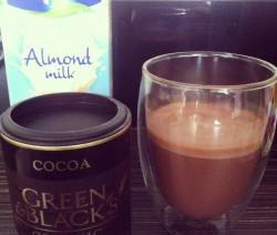 Healthy Chocolate Milk