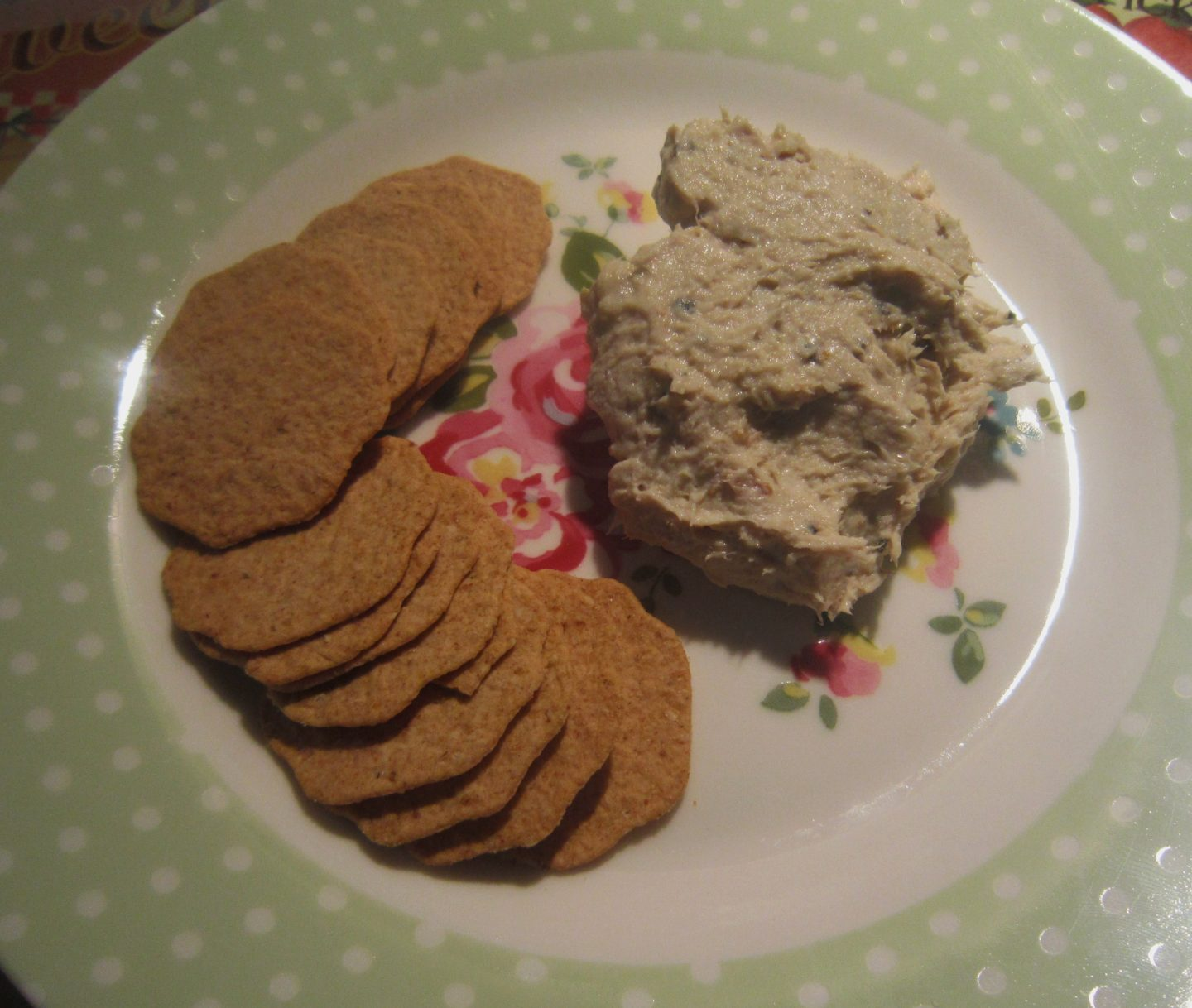 Healthy Mackerel Dip