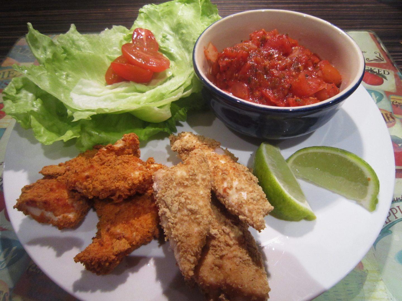 Oaty Chicken Goujons