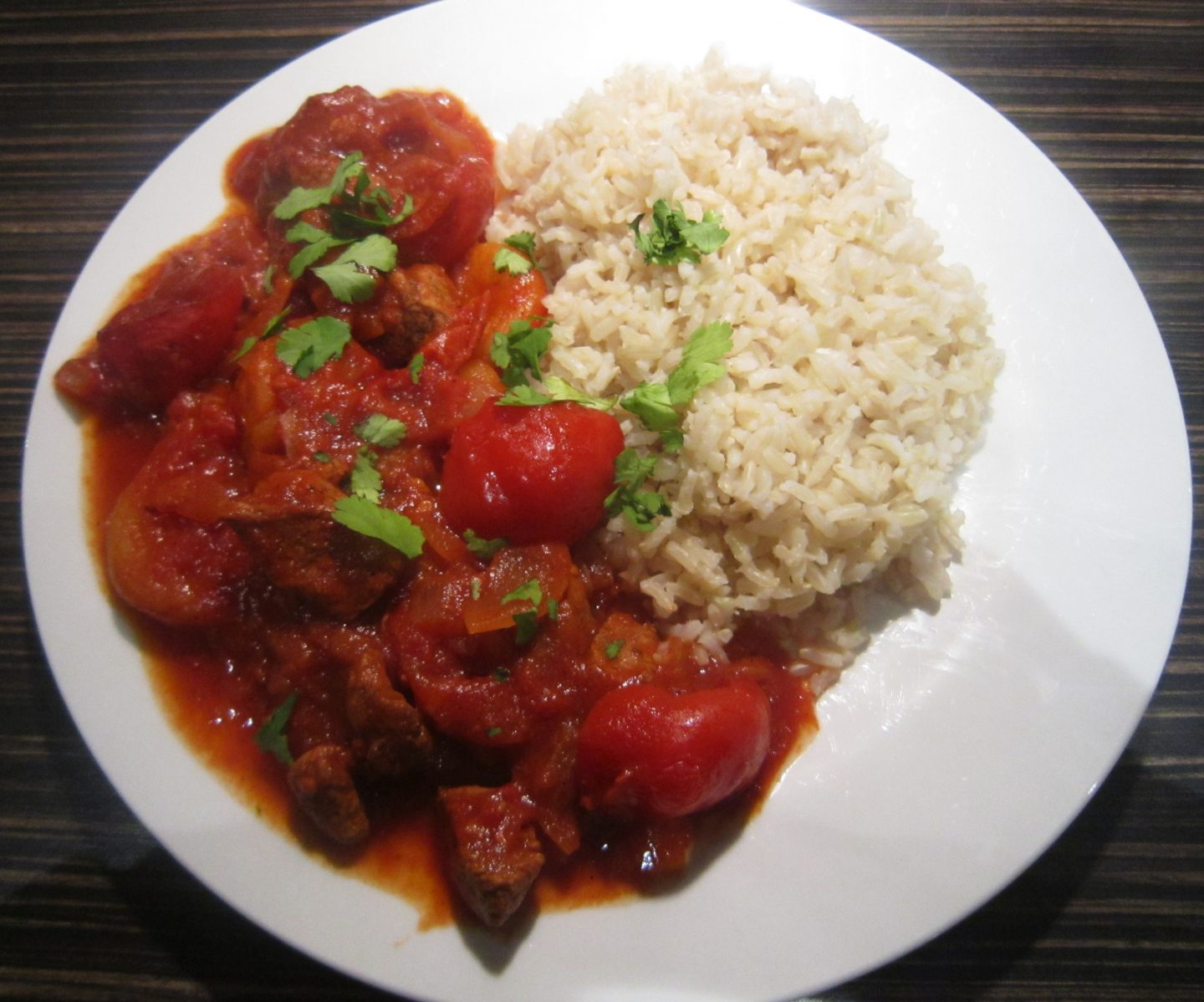 Sweet Peppadew & Turkey Casserole