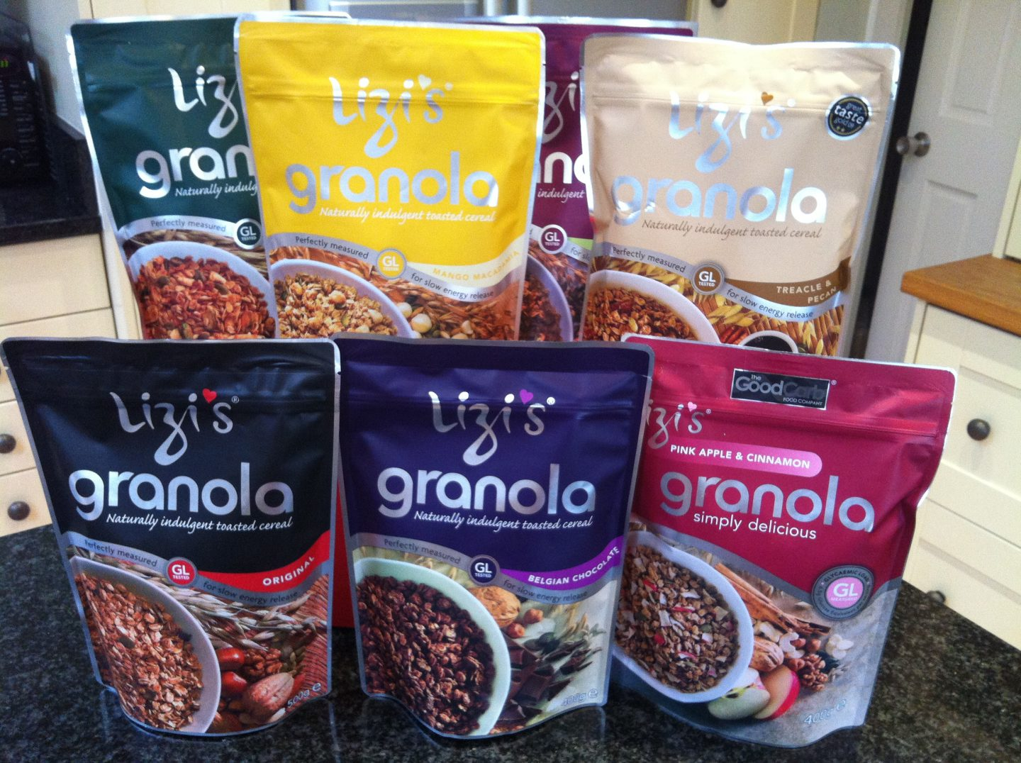 Lizi's Low GL Granola – Product Review