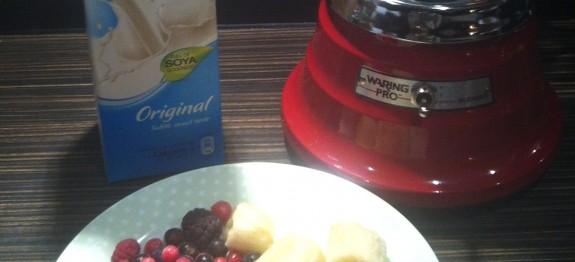 Soya Berry Ingredients