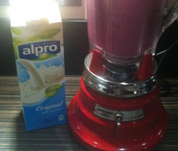 Soya Berry Smoothie