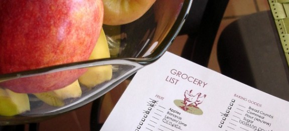 grocery-list