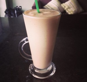 Banana PB Smoothie