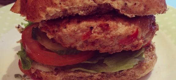 turkey burger bun