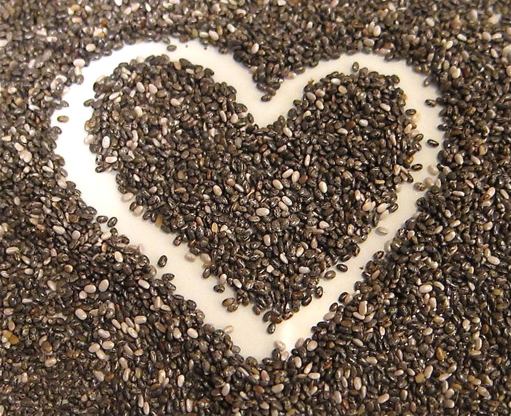 Chia Seeds .. The Ultimate Running Food?!
