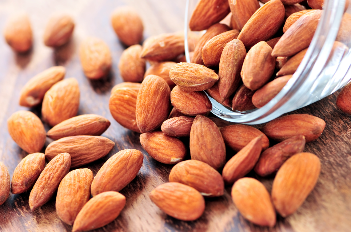 Almond Snack Challenge!