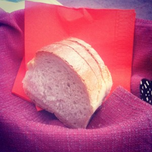 Holiday White Bread