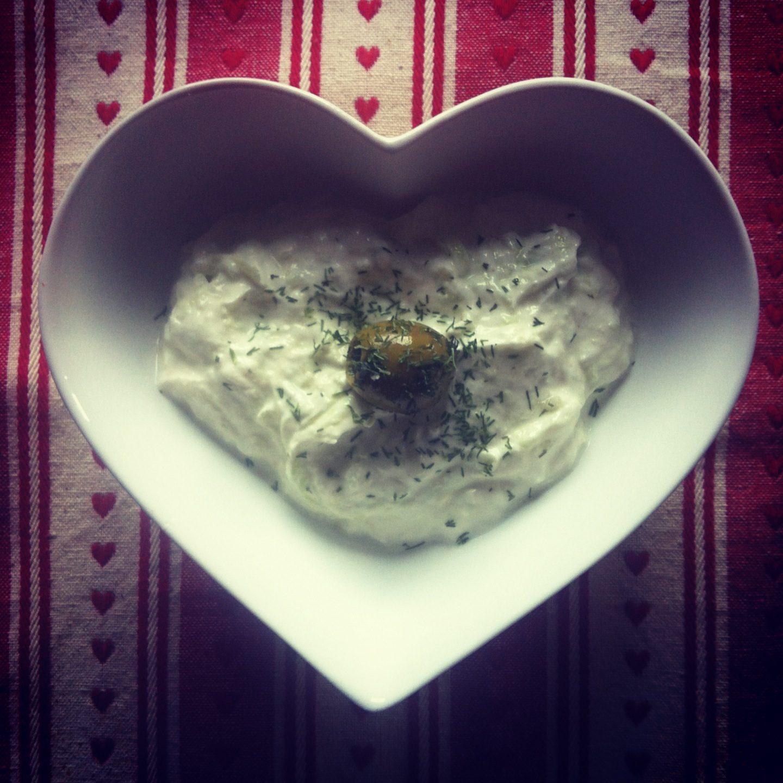 Healthy Tzatziki Dip Recipe