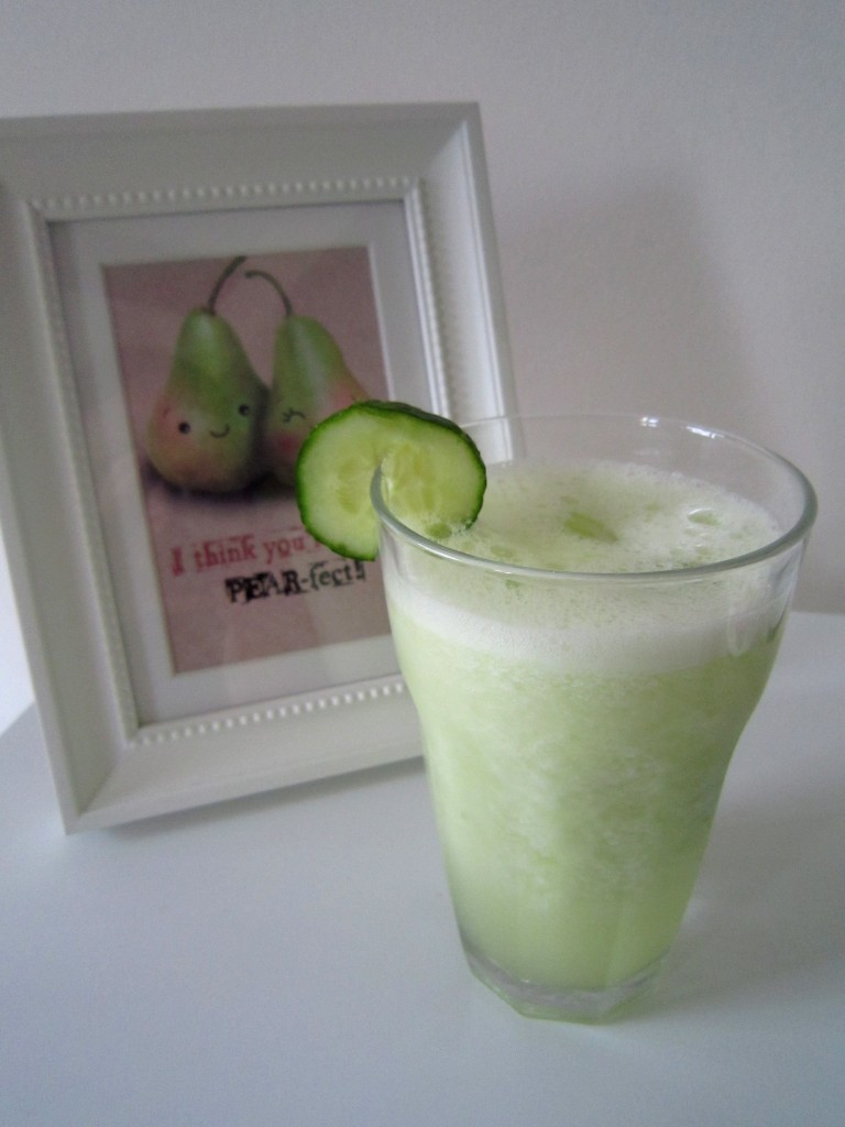 Cucumber Limeade