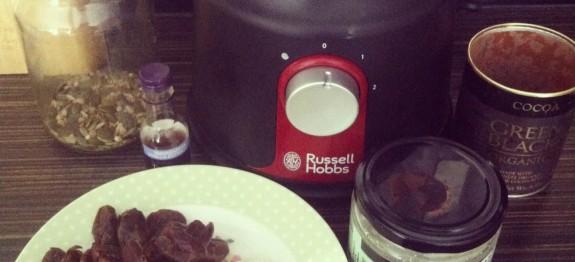 No bake truffle ingredients