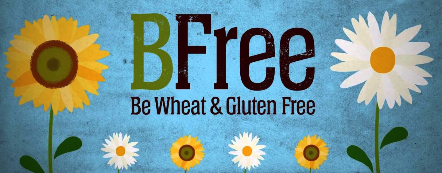 BFree – Wheat & Gluten Free Bread Review & Giveaway!