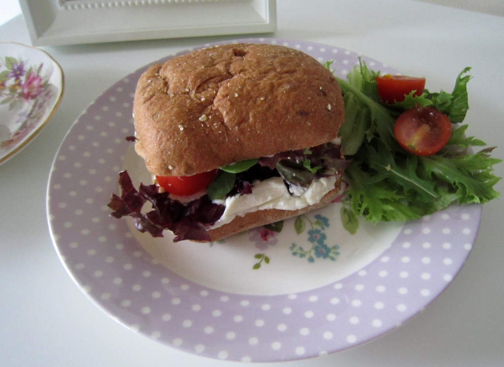Brown seeded roll BFree Foods