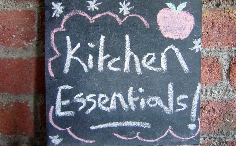My Healthy Kitchen Gadget Essentials