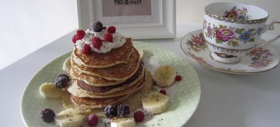 Total Greek Pancakes Nics Nutrition
