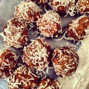 no bake balls