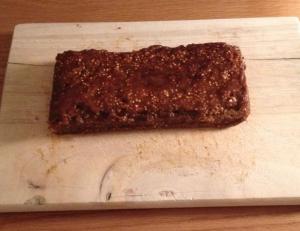 Pumpkin Quinoa Loaf