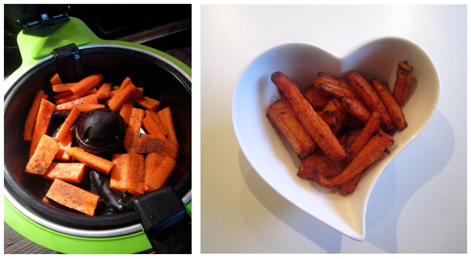 Halo Carrots