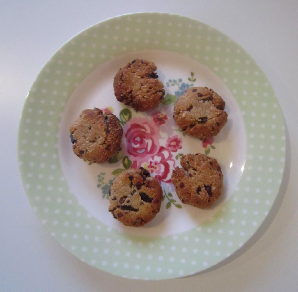 Almond Cookie Bites