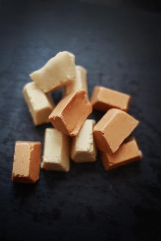 Nutty Protein Fudge