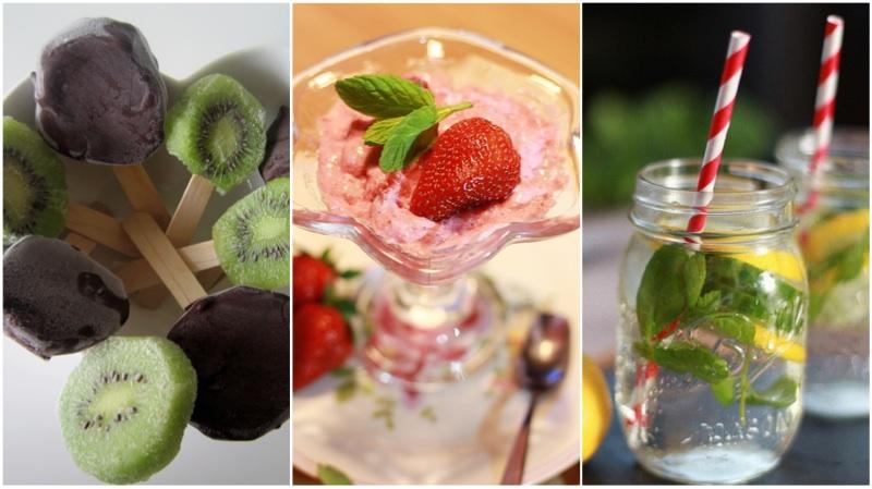 Healthy Summer Snack Ideas & Recipes