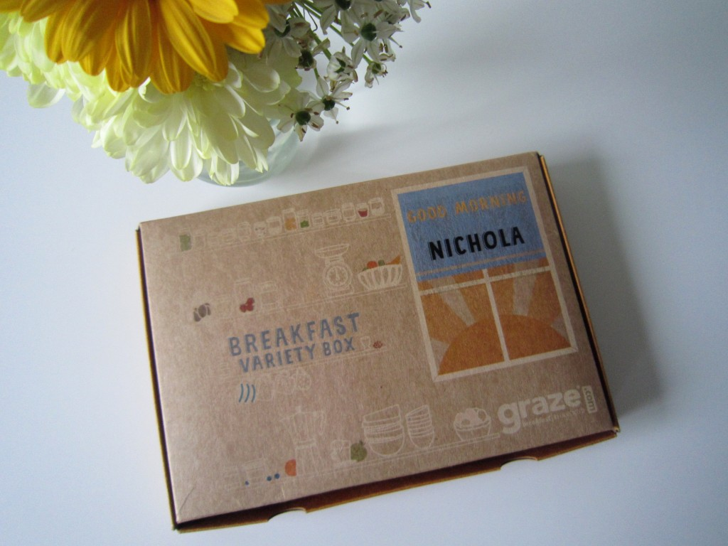 Graze Breakfast review