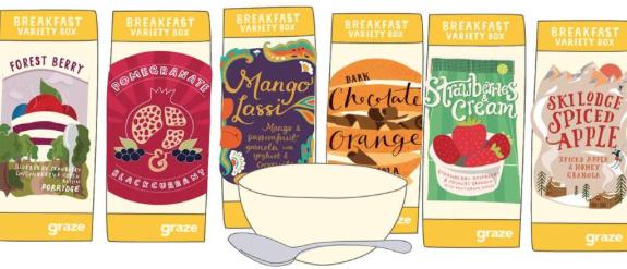 Graze Breakfast Review
