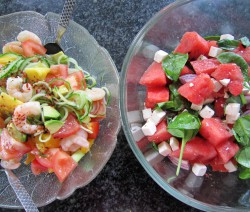 Salad with Fruit Recipe