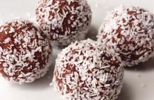 No Bake Protein Truffles