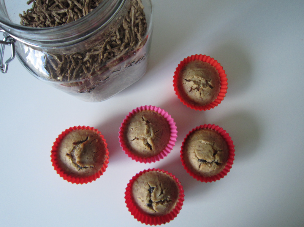 All Bran Honey Muffin Recipe