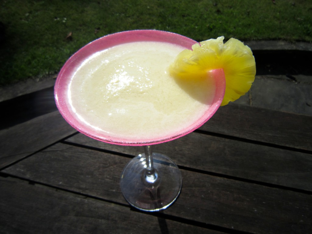 Alpro Mocktail