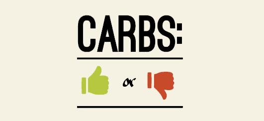 Carbs good or bad?