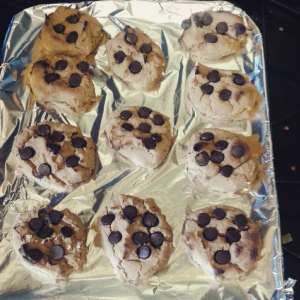 Blondie Cookies