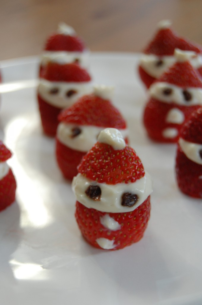 Healthy Santa Men