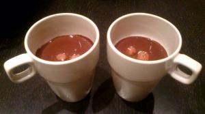 healthy nutella pudding recipe