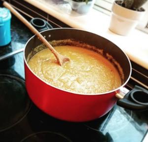 Healthy winter soup recipe