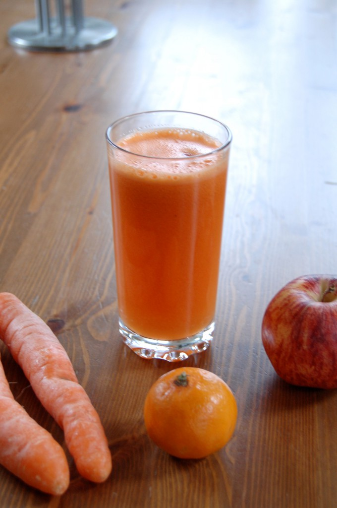 Healthy Orange Juice Recipe