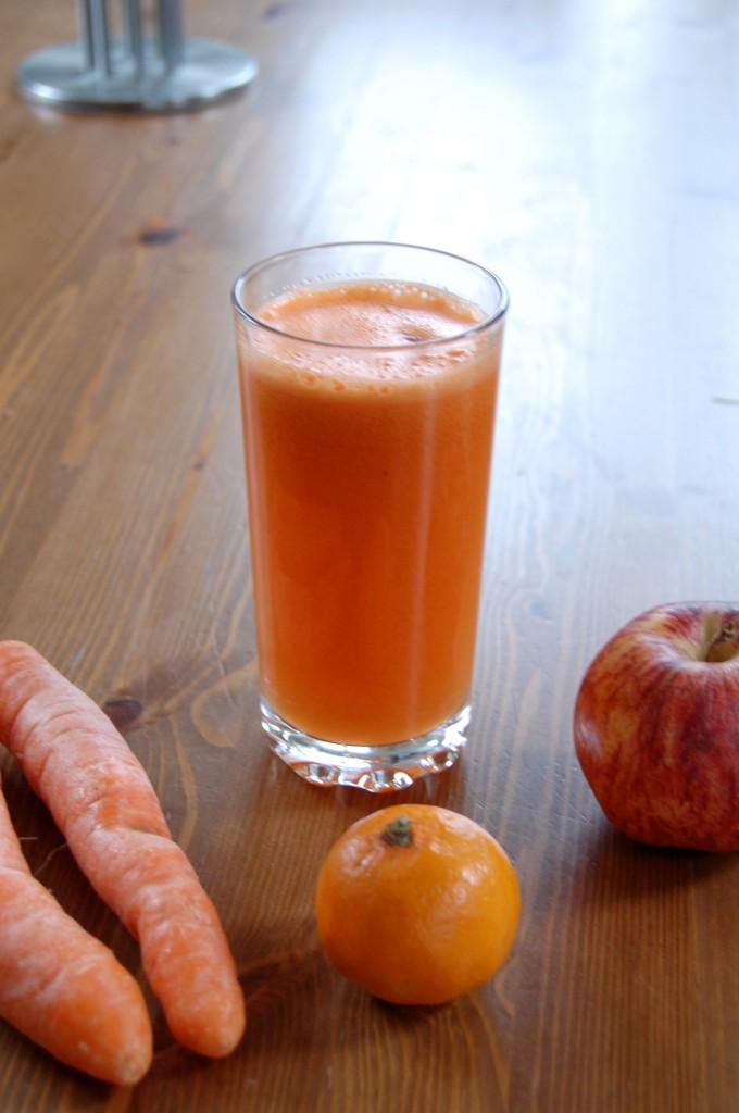 Healthy Orange Juice Recipe