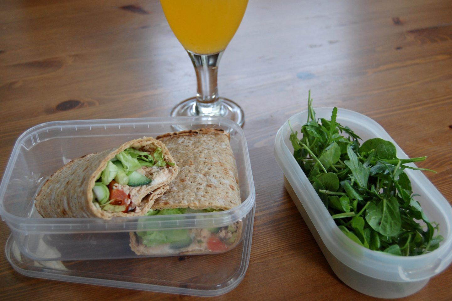 Healthy Portable Lunch Ideas