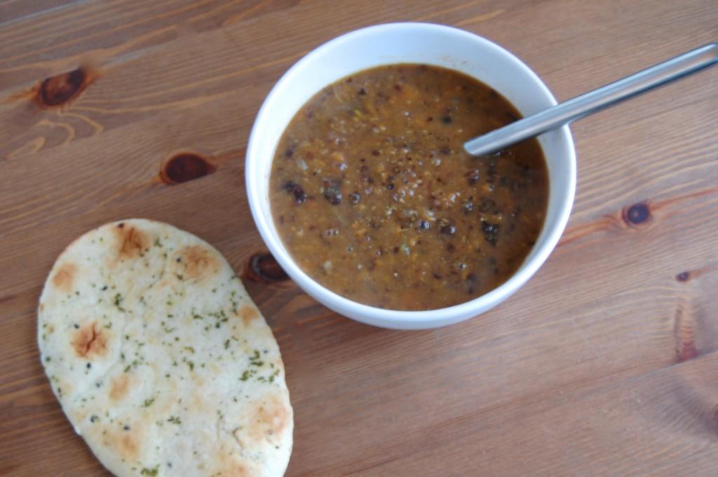 Vegetarian Black Bean Soup