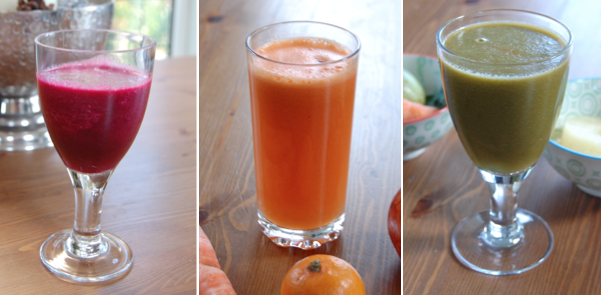 Five Healthy, Delicious Juice Recipes!