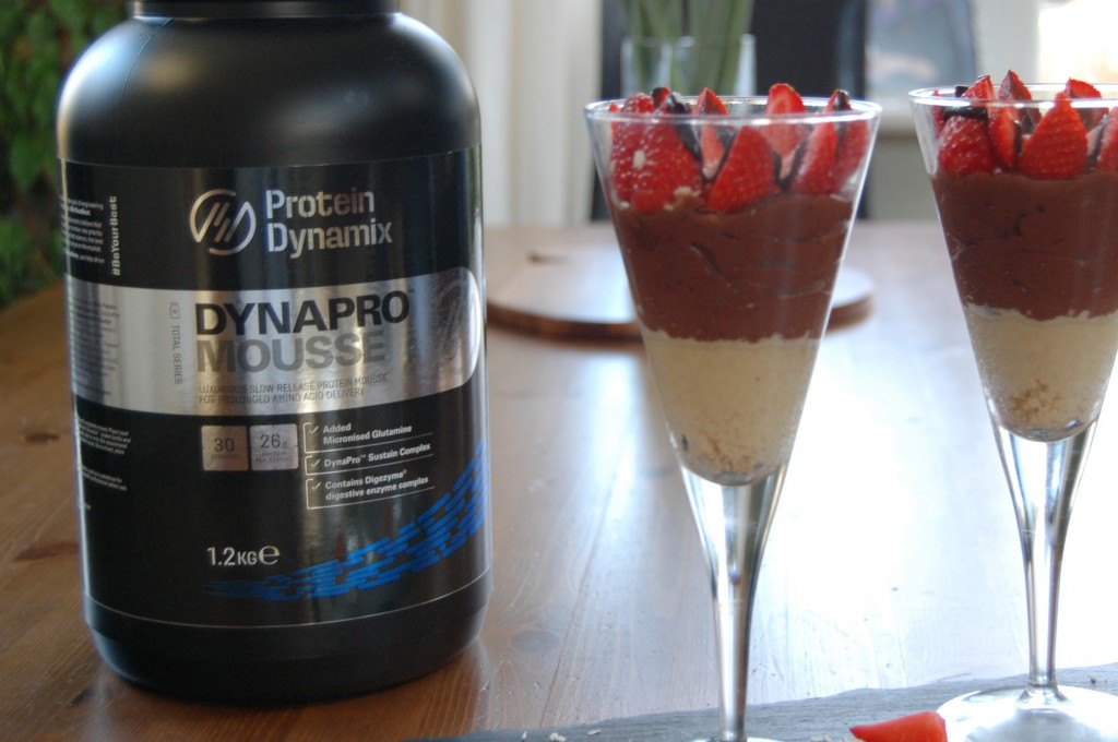 Protein Dynamix Dynapro Mousse Review