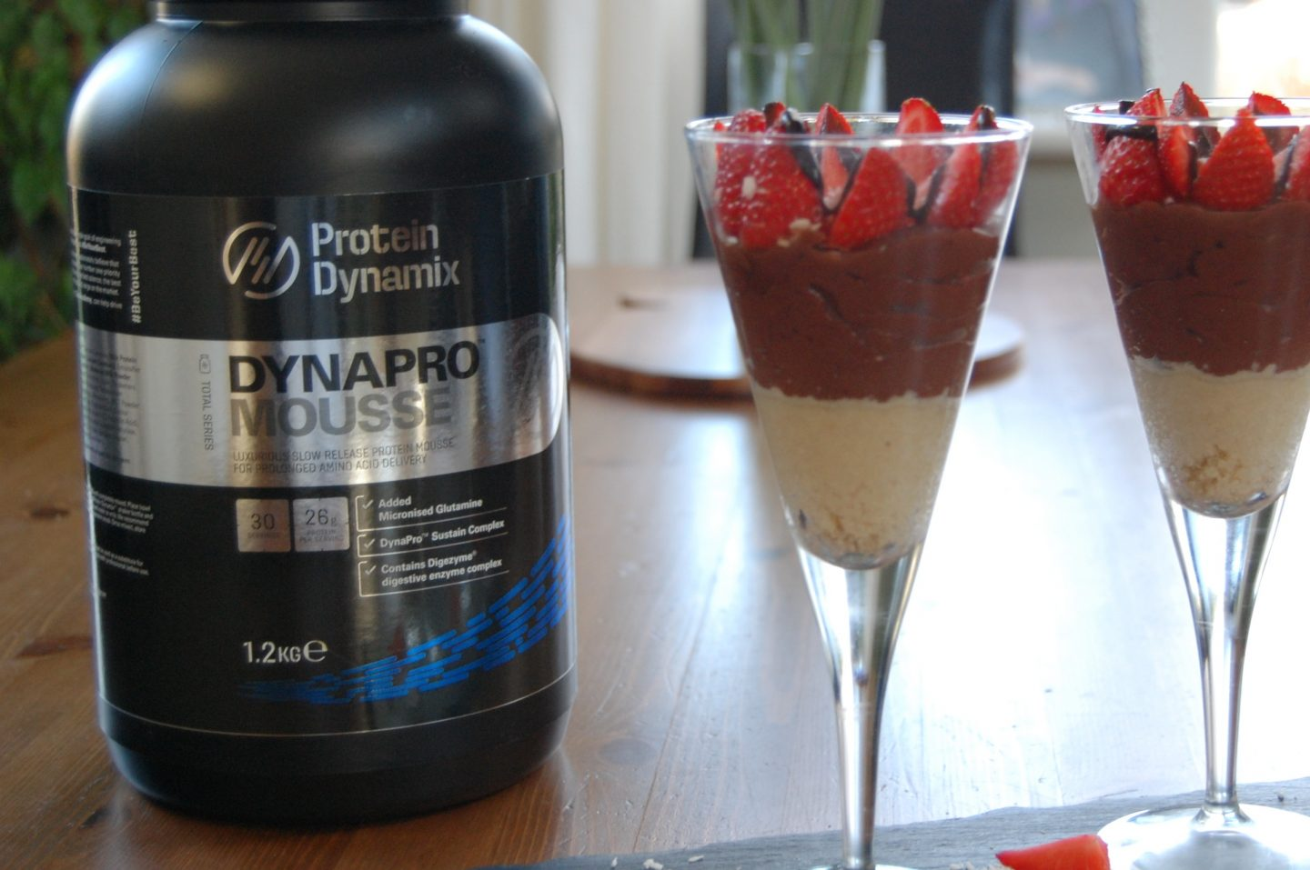 DynaPro Mousse Review & Protein Cheesecake Recipe!