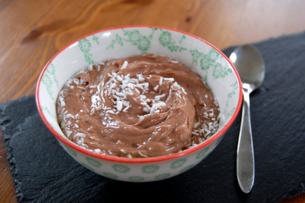 Chocolate Protein Mousse