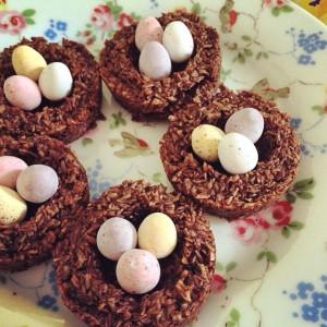 Cocoa Coconut Macaroons