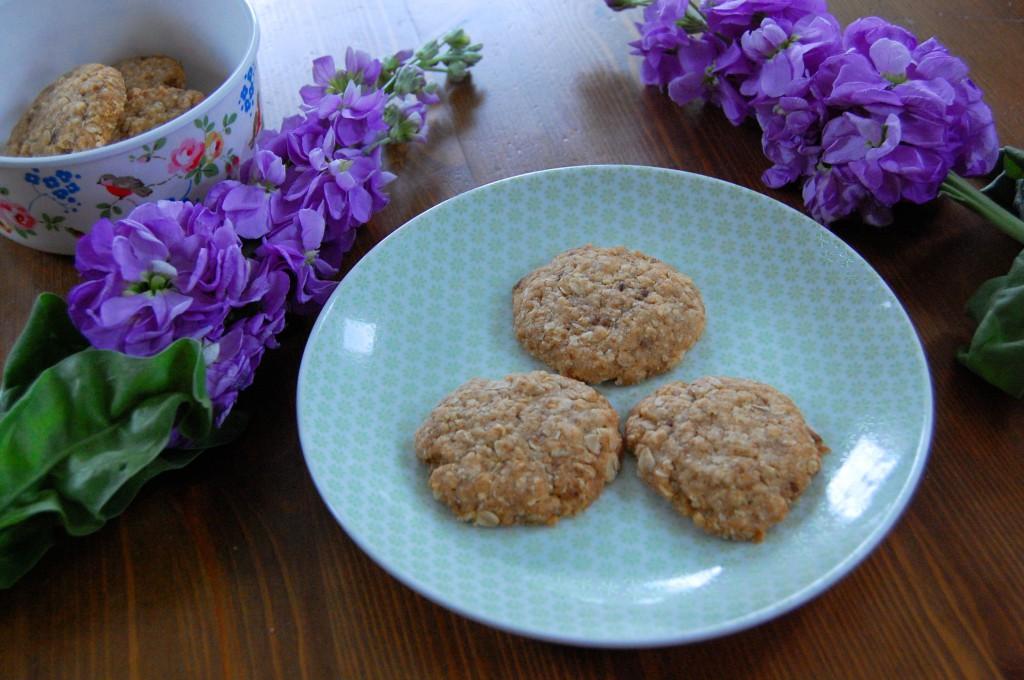 Oaty Cookies